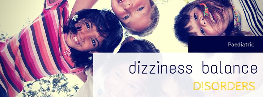 dizziness balance